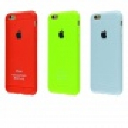Чехол Silicone Apple iPhone 6