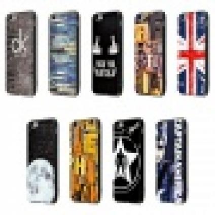 Чехол TPU glossy side iPhone 6/6S