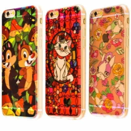 Чехол Disney Translucent iPnone 6