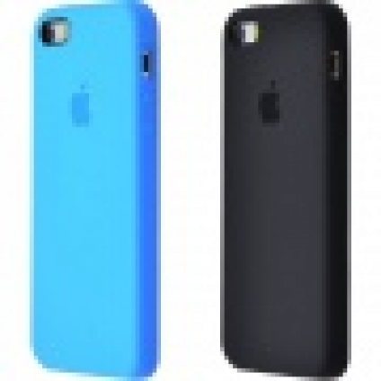 Чехол Silicone case для iPhone 5SE