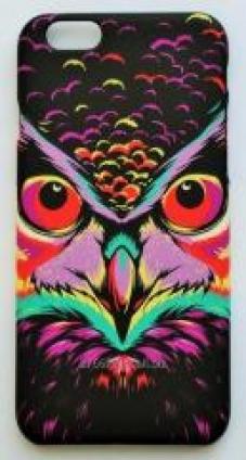Накладка для iPhone 5/5s от Luxo Face сова