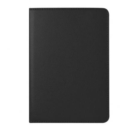 Кожаный чехол 360 Rotating для iPad mini 4 Черный