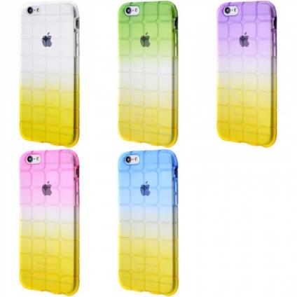 Силикон Cococ Градиент iPhone 6/6s
