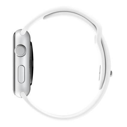Ремешок Apple 42mm White Sport Band  для Apple Watch