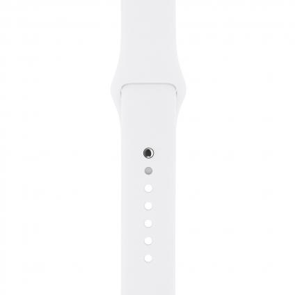 Ремешок Apple 42mm White Sport Band  для Apple Watch