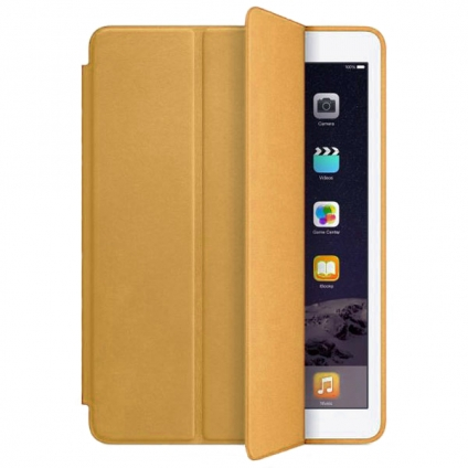 Чехол Apple Smart Case Light Brown для iPad Pro 9.7""