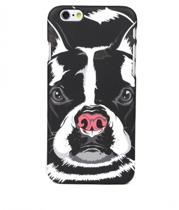 Накладка для iPhone 6/6s от Luxo Face Мопс