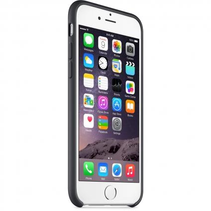 Чехол Apple Silicone Case Black High copy для iPhone 6/6s