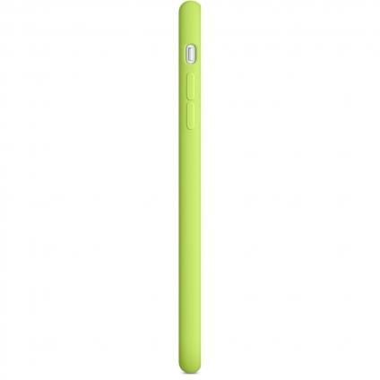 Чехол Apple Silicone Case Green High copy для iPhone 6/6s Plus