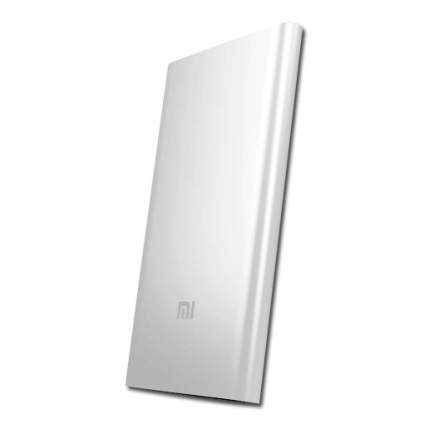 Ультратонкий внешний аккумулятор Xiaomi Mi Power Bank 5000mAh