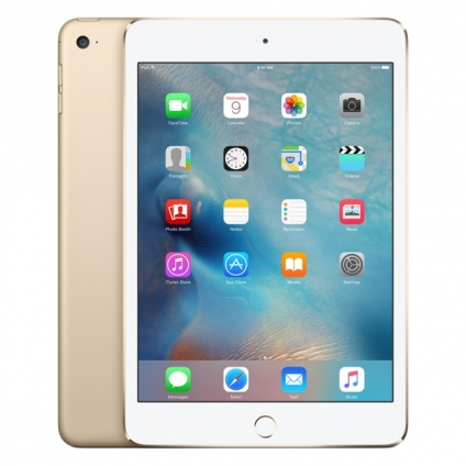Apple iPad mini 4 16GB Wi-Fi + 4G Gold
