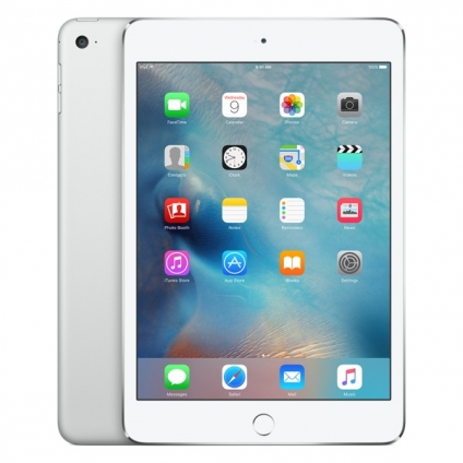 Apple iPad mini 4 16GB Wi-Fi + 4G Silver