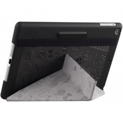 Чехол Ozaki O!coat-Travel для iPad Air Rome black
