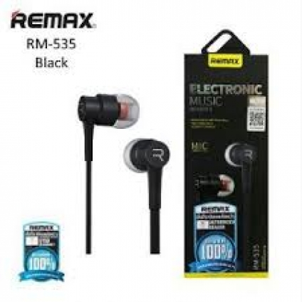 Наушники REMAX RM-535 Черные