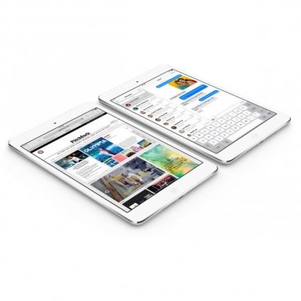 Apple iPad mini with Retina display Wi-Fi 32GB Silver