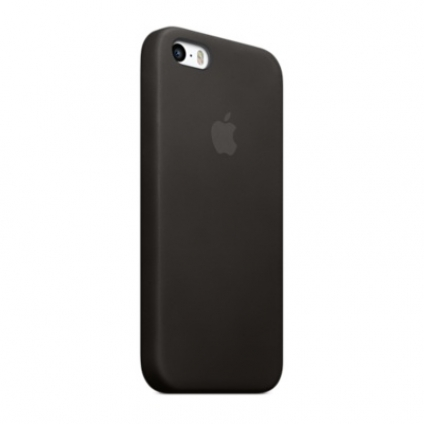 Чехол Apple Case (MF045) для iPhone 5/5S/SE Black
