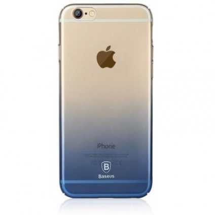 Накладка Baseus Fashion Gradient Case для Apple iPhone 6 Blue
