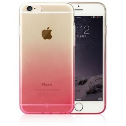 Накладка Baseus Fashion Gradient Case для Apple iPhone 6 Red