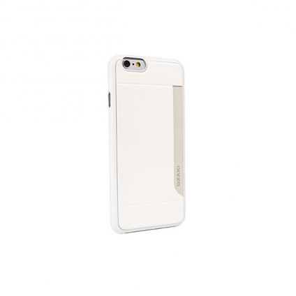 Накладка Ozaki O!coat-0.3+Pocket для Apple iPhone 6 White