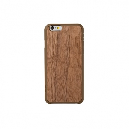 Накладка Ozaki O!coat-0.3+Wood для Apple iPhone 6 Walnut