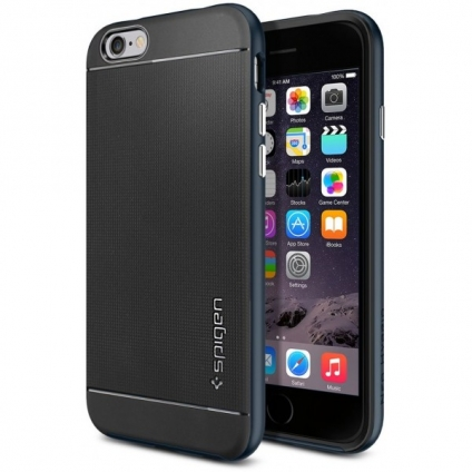 Накладка SGP Case Neo Hybrid для Apple iPhone 6 gunmetal