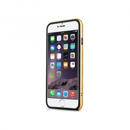 Rock Royce Series Case для Apple iPhone 6 Gold