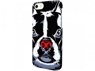 Накладка для iPhone 5/5s от Luxo Face мопс