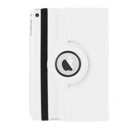 Кожаный чехол 360 Rotating для iPad mini 4 Белый