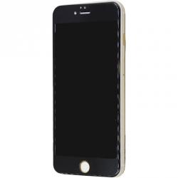 Защитное стекло с черным ободком для iPhone 6