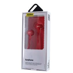 Наушники  REMAX RM-515 красные
