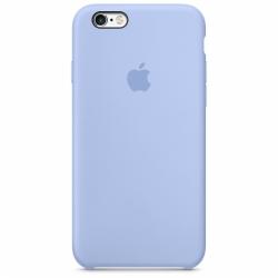 Силиконовый чехол Apple Silicone Case Lilac (MM682) для iPhone 6s