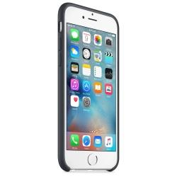 Силиконовый чехол Apple Silicone Case Charcoal Gray High copy для iPhone 6s Plus