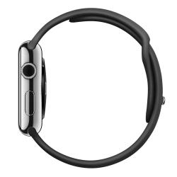 Ремешок Apple 42mm Black Sport Band для Apple Watch