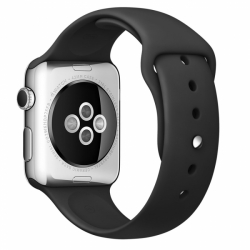 Ремешок Apple 42mm Black Sport Band для Apple Watch