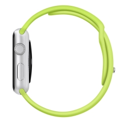 Ремешок Apple 42mm Green Sport Band  для Apple Watch