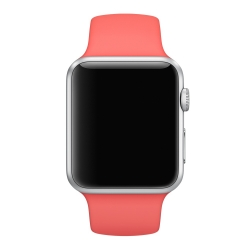 Ремешок Apple 42mm Pink Sport Band  для Apple Watch