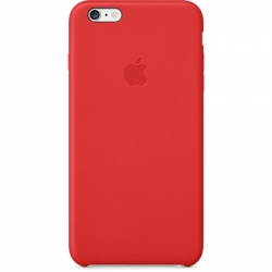 Кожаный чехол Apple Leather Case (PRODUCT) Red (MGQY2) для iPhone 6 Plus