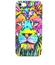 Накладка для iPhone 5/5s от Luxo Face лев