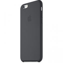 Чехол Apple Silicone Case Black High copy для iPhone 6/6s
