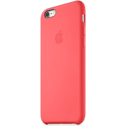 Чехол Apple Silicone Case Pink High copy  для iPhone 6/6s