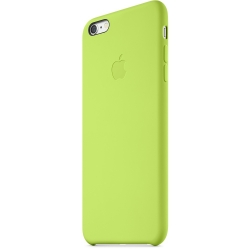 Чехол Apple Silicone Case Green High copy для iPhone 6/6s Plus
