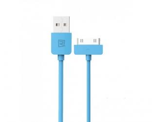 Оригинальный USB кабель REMAX для iPhone 4/4s Синий