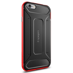 Чехол Spigen Neo Hybrid Carbon Dante Red для iPhone 6/6s