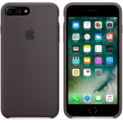 Чехол Apple iPhone 7 Plus Silicone Case Cocoa (MMT12ZM/A)