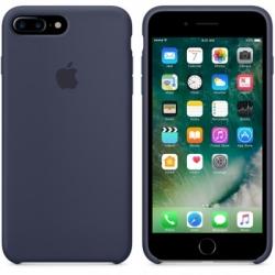 Чехол Apple iPhone 7 Plus Silicone Case Midnight Blue (MMQU2ZM/A)