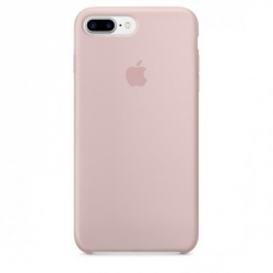 Чехол Apple iPhone 7 Plus Silicone Case Pink Sand (MMT02ZM/A)
