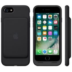 ехол Apple iPhone 7 Smart Battery Case Black (MN002ZM/A)