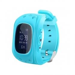 Детские телефон-часы с GPS iQwatch Baby Q-50 (Blue)