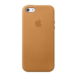 Чехол Apple Case  (MF041) для iPhone 5/5S/SE Brown