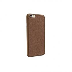 Накладка Ozaki O!coat-0.3+Canvas для Apple iPhone 6 Brown